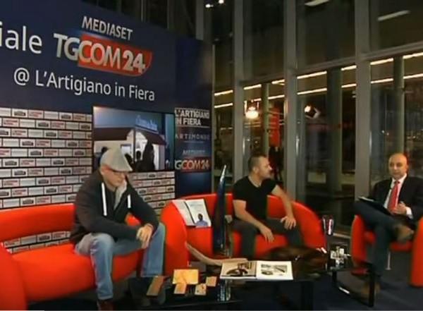 TGCOM24 - Roberto Ziranu