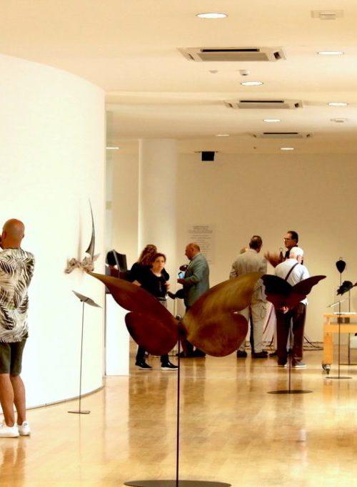Anima ferrosa – La mostra di Roberto Ziranu a Olbia
