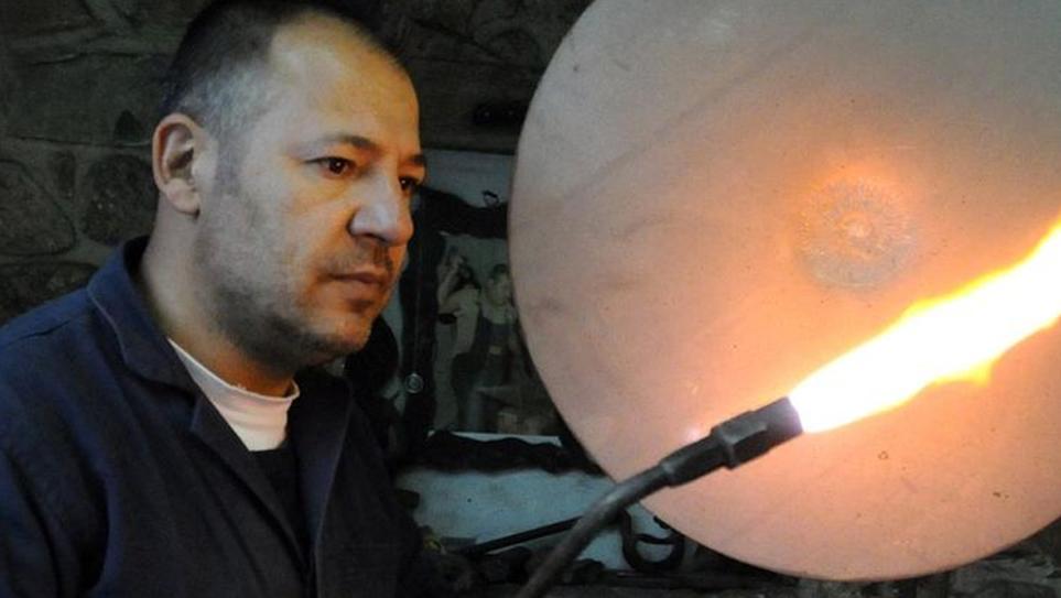 Il ferro diventa arte: le magie di Roberto Ziranu